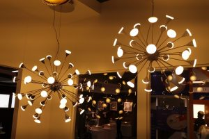Decorative lights for the store