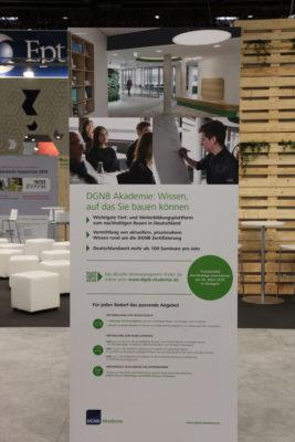 Bild: Plakat zum nachhaltigem Bauen; Copyright: ixtenso