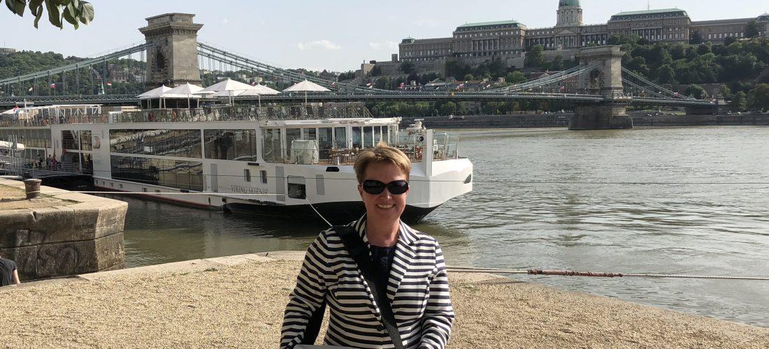An der schönen blauen Donau – Shopping in Budapest