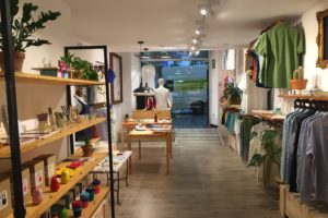 Storedesign trifft barcelonisches Lebensgefühl