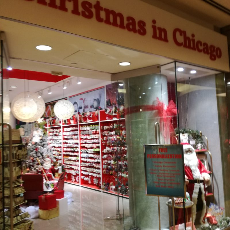 Christmas in Chicago, © Messe Düsseldorf