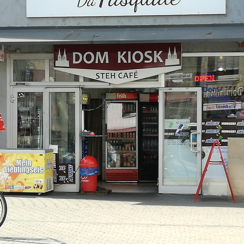 Dom-Kiosk Köln, © Messe Düsseldorf