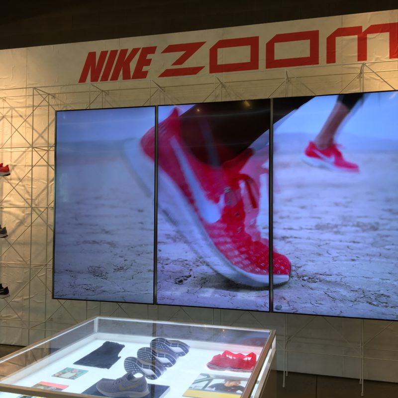 Nike Town Chicago, © Messe Düsseldorf