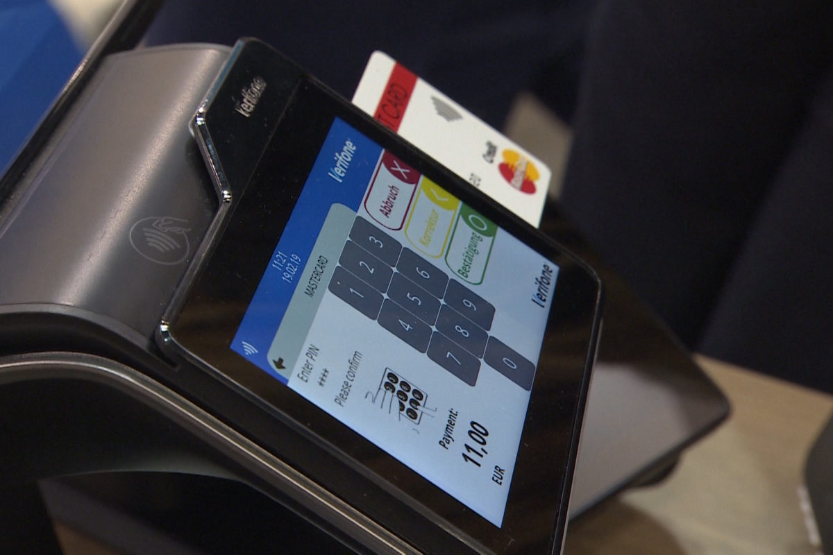 """""""Carbon"""" – The future of payment transactionsby InterCard"""