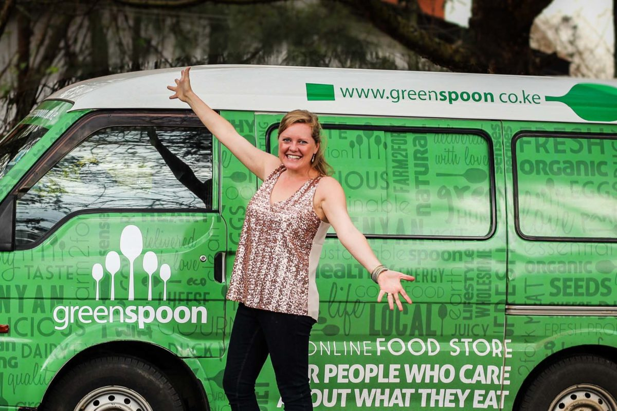 A New High-Potential Market: E-Commerce for Food in Kenya – Green Spoon