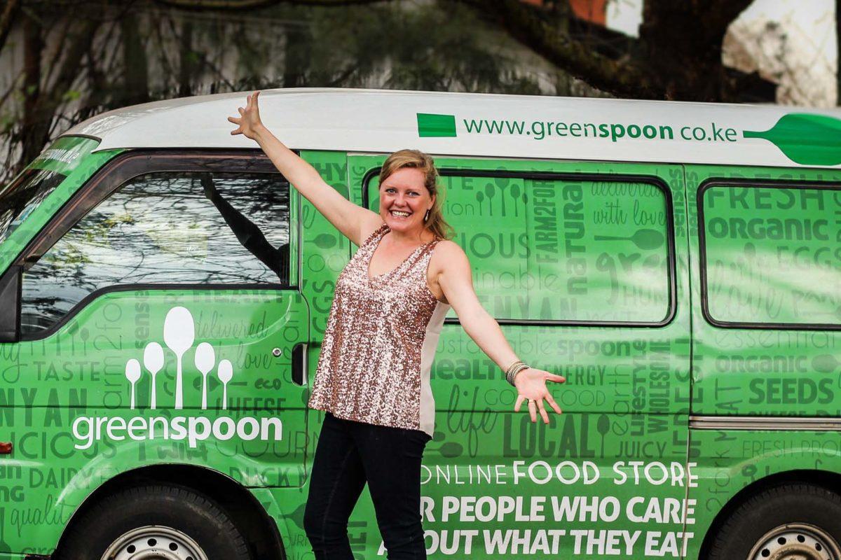 Ein neuer Markt mit viel Potenzial in Kenia: E-Commerce für Lebensmittel – Green Spoon