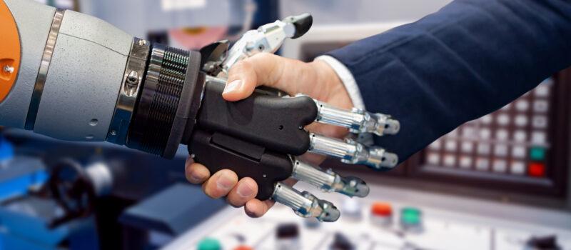 Studie: Digitalisierung, KI und der Handel