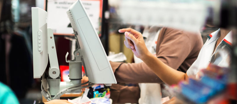 What must POS systems be capable of today?