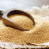 Loses Getreide in einer Holzkelle; copyright: panthermedia.net / Ekaterina Fedotova