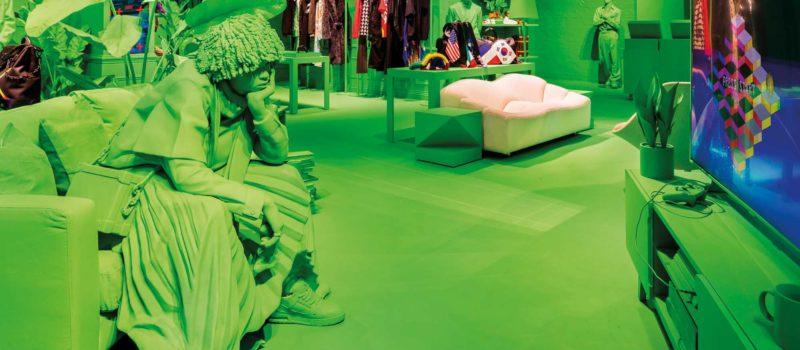 Raum wird Design! Ein Streifzug durch die internationale Retailszene