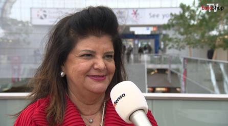 Brazilian women power: Luiza Helena Trajano from MAGAZINE Luiza