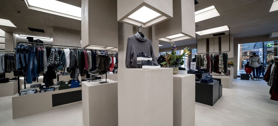 Fashion Brand MEXX: first store in Nieuwegein