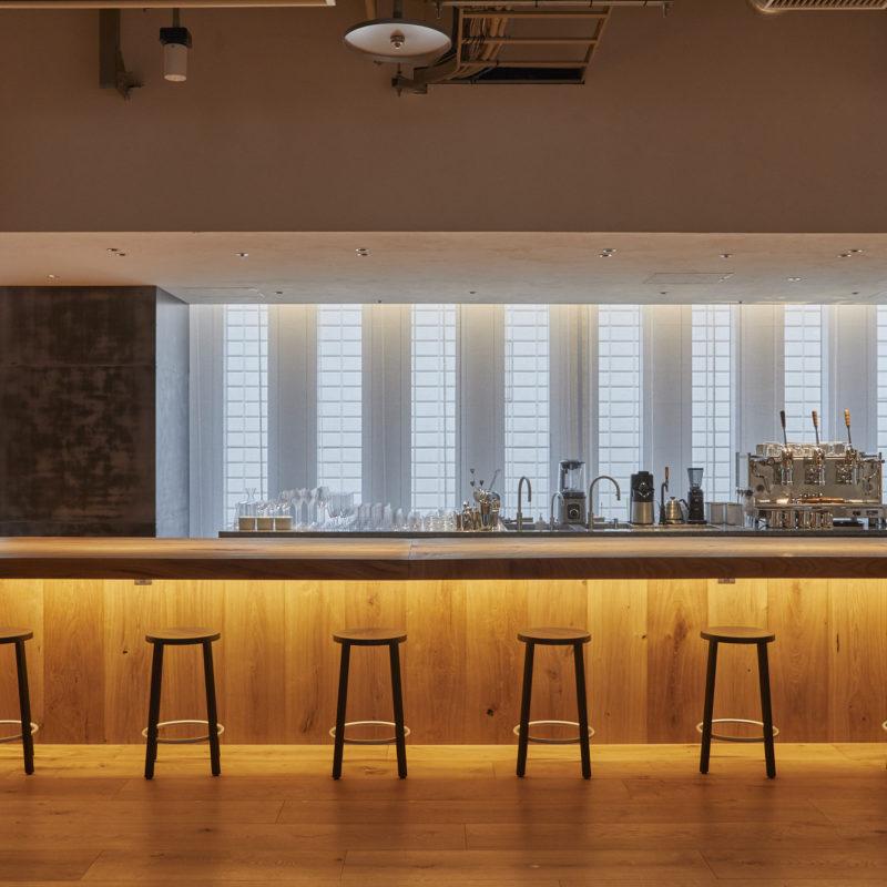 A modern Bar