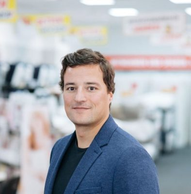 Marcus Diekmann, Director Digital, E-Commerce und Omnichannel bei Matratzen Concord; copyright: Marcus Diekmann