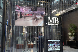 Max Brilliant at EuroShop 2020: Shopfitting and store design for brands