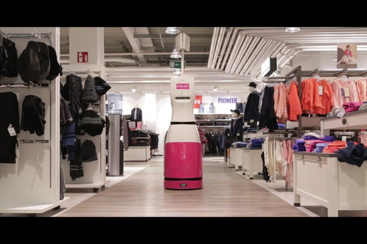 Start-up hub @ EuroCIS 2019: TORY keeps shelves in retail stores tidy
