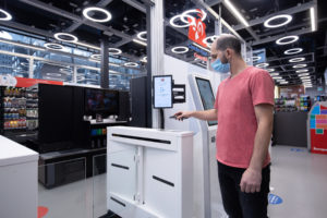 New retail laboratory store in Canada with frictionless tech