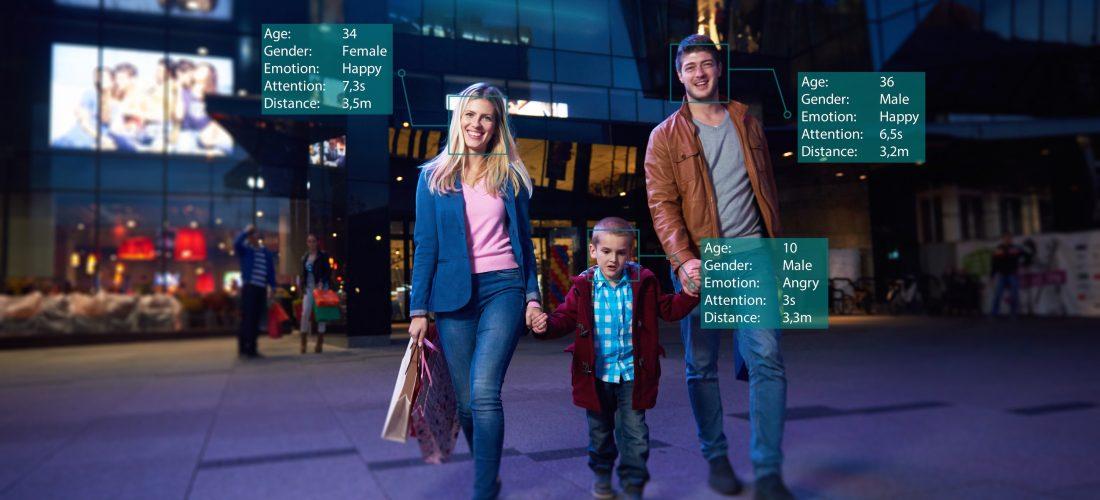 Crowdfunding-Kampagne für Kundenanalysen im stationären Handel