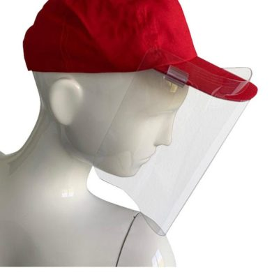 Puppe mit roter Kappe und Gesichtsschutz; copyright: POS Tuning