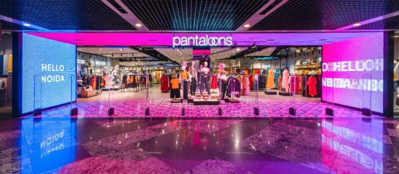 Pantaloons – a new experience for a progressive style partner