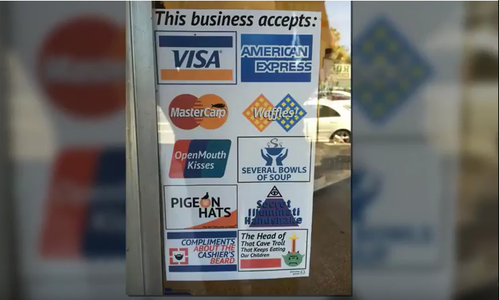 Alternative Zahlungssysteme…