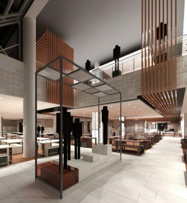 Neues Storedesign der Peek&Cloppenburg Filiale Kiel