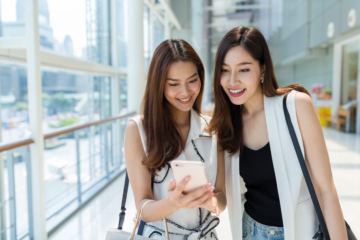 China: Kopfüber ins Smartphone-Zeitalter