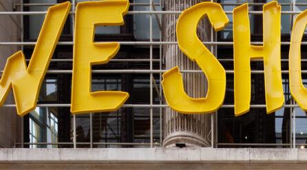 Eine Fläche, zahlreiche Marken: der Selfridges Corner Shop