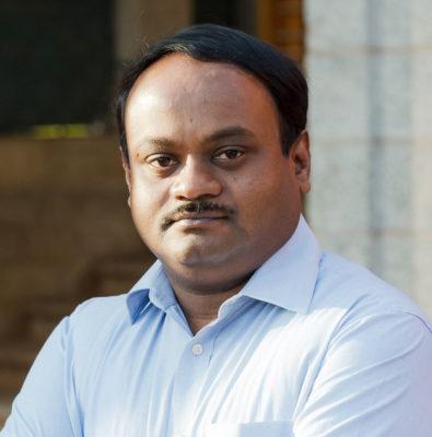 Shyam Sundar, Founder & Managing Director, Four Dimensions Retail Design (I) Pvt Ltd