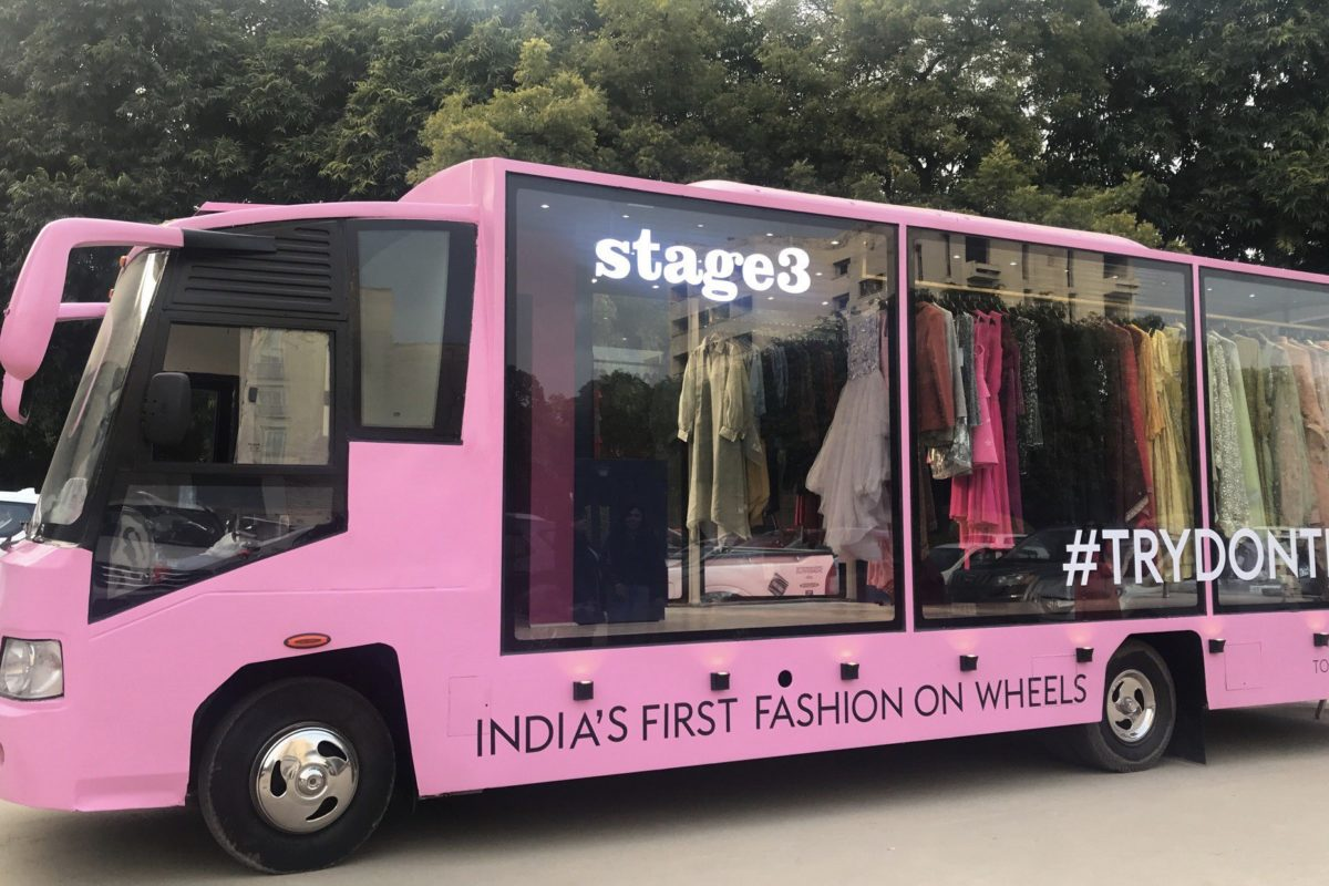 """Fashion on Wheels"""
