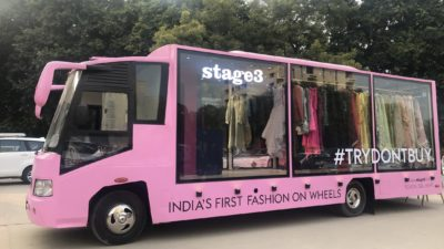 Stage3 - Fashion on Wheels, © Satarupa Charaborty, Messe Düsseldorf India