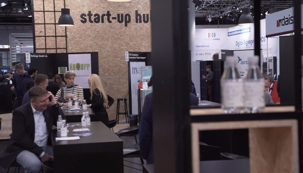 EuroCIS 2019: our Start-up hub