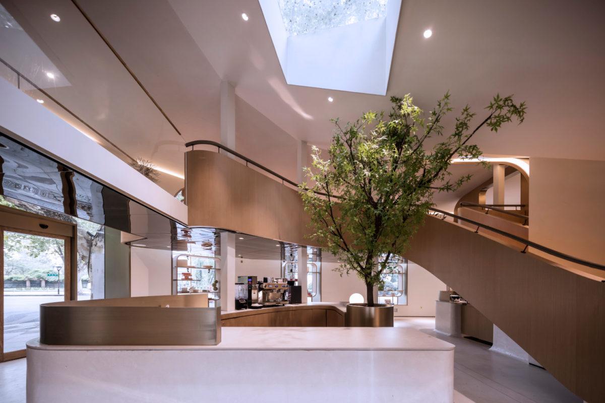 Anshuka: new Western-style pastry store in Hangzhou, China