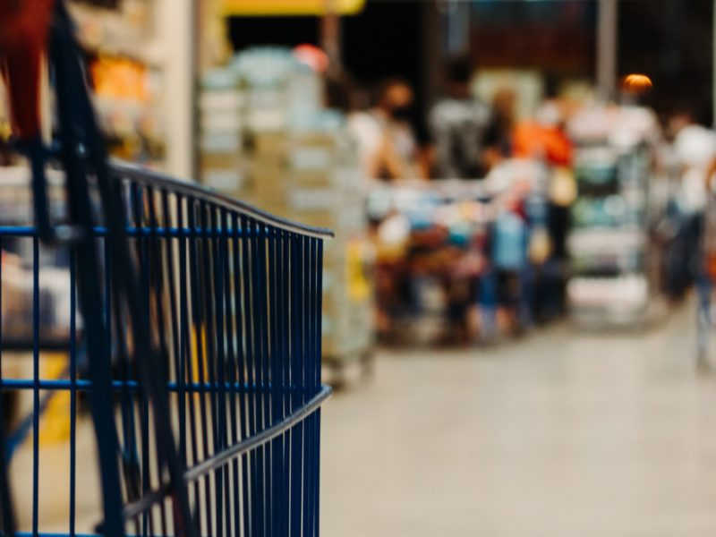 Rebound in grocery shopping satisfaction, both in-store and online