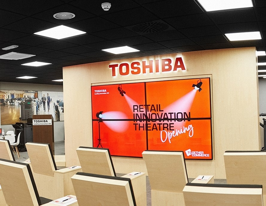 Das Retail Innovation Theatre in Madrid: Probieren geht über Studieren