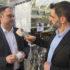 Bild: zwei Männer unterhalten sich; Copyright: beta-web GmbH