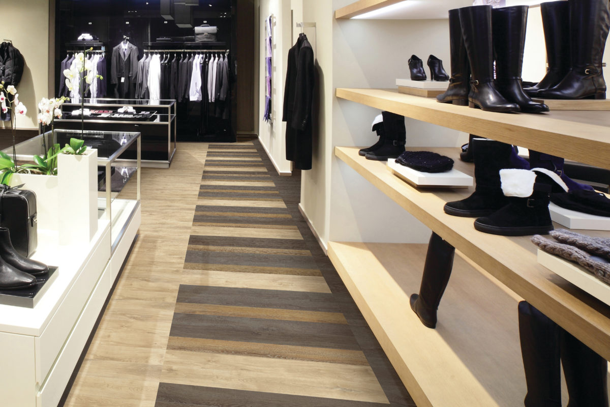 Expert tips: The best flooring options for your retail store