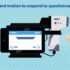 A graphic explaining the functions of a health screening kiosk