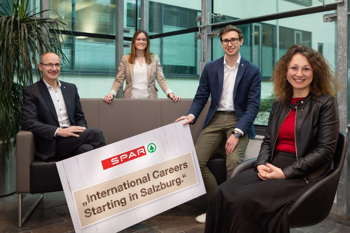 Das Internationale Management-Traineeprogramm von SPAR startet wieder