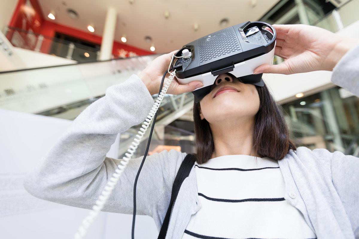 Erweitert, interaktiv, virtuell – Hauptsache Erlebnis!