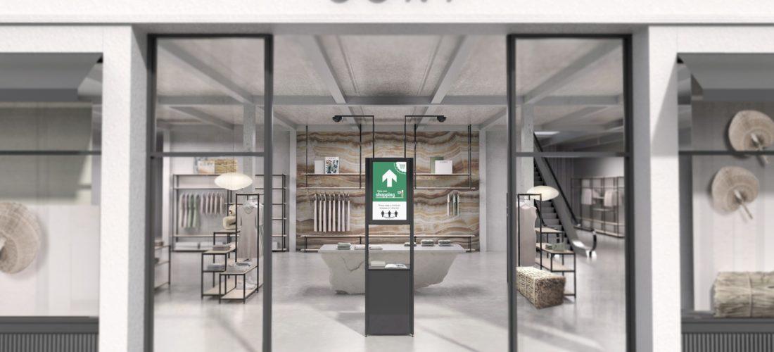 Corona und Retail Design – Wie geht es weiter?