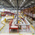 DHL warehouse from the inside; Copyright DHL Supply Chain