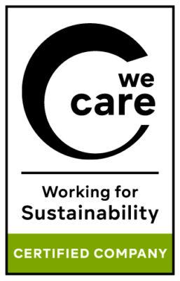 We Care-Logo; copyright: We-Care