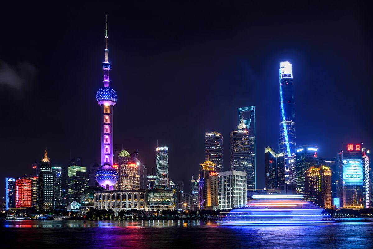 Shanghai – the home of C-star and shoppers' paradise