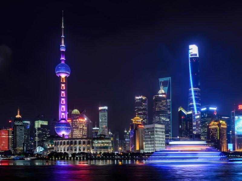 Shanghai – Heimat der C-star und Shopper´s Paradise