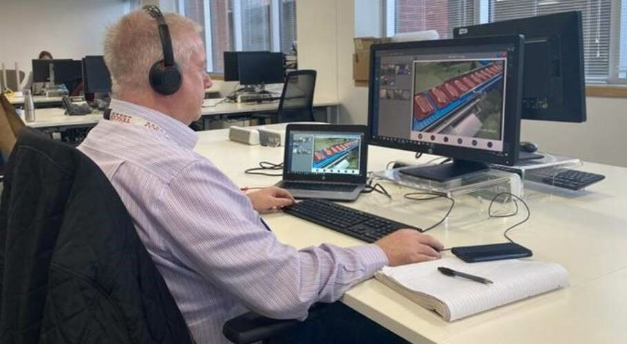 AR transforms Tesco's supplier audits