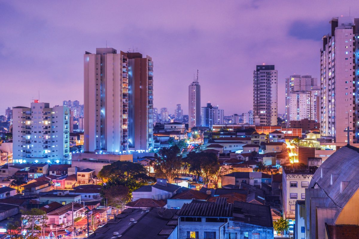"""A praia do paulistano é o shopping"" – ""São Paulos Strand ist das Einkaufszentrum der Einwohner"""