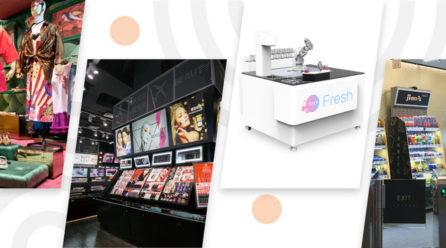 Smart Retail Life Zone @ C-star 2019