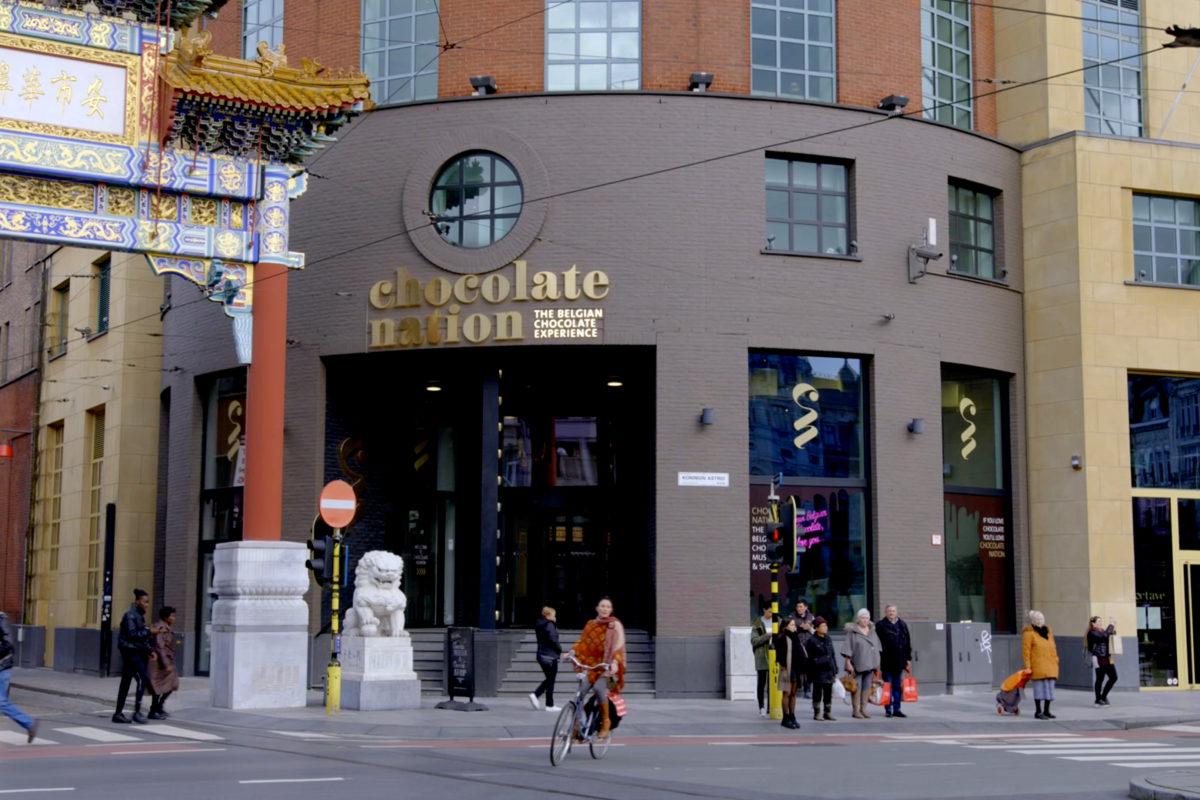 Schokoladenmuseum optimiert Besuchererlebnis mit Panasonic-Technologie
