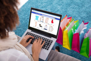 ¾ of UK consumers say current online experience from brands will change future spending